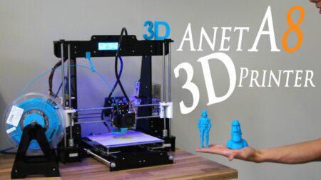 Anet A8 : imprimante 3D