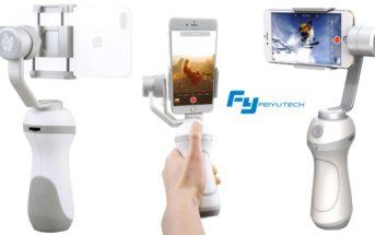 FeiyuTech Vimble c : le stabilisateur pour smartphone en promo à 98€