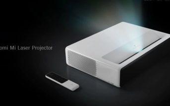 🔥 Soldes : le vidéoprojecteur laser 4K Xiaomi Mi en promo à 1510€