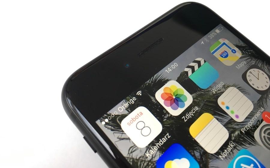 écran d'iphone 7