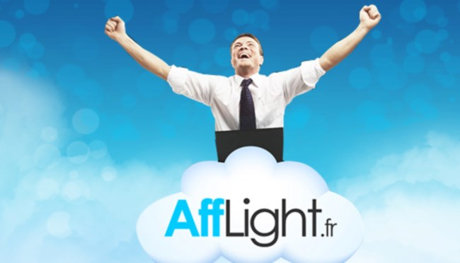 AffLight : plateforme d'affiliation