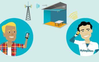 Amplificateur de signal mobile pour la maison : comment ça marche ?