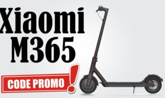 Code promo Gearbest sur la trottinette électrique Xiaomi M365 version Europe
