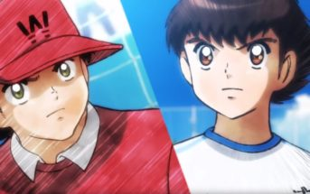 Captain Tsubasa : regardez gratuitement Olive et Tom version 2018