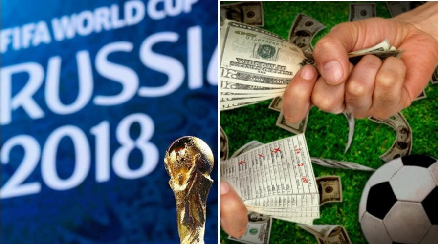 Coupe du Monde 2018 bookmakers