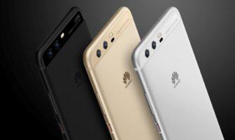 Le Huawei P10 et son double objectif leica