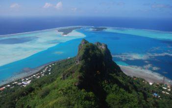 Maupiti Polynésie