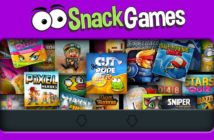 ​Snack Games : jeux mobile