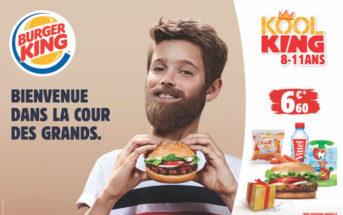 Mange un Burger pour devenir grand : La pub de Burger King qui ne fait pas rire tout le monde