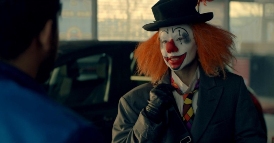 court-métrage avec un clown chez speedy