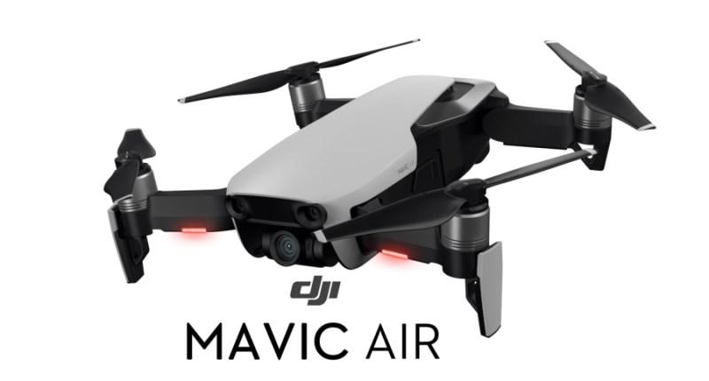 Le drone dji mavic air en promo