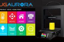 imprimante 3D haute précision JGAURORA A5A5