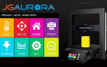Code promo soldes : l'imprimante 3D haute précision JGAURORA A5S à 246€