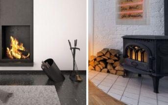 Quel est le plus économique entre un poêle et une cheminée à foyer fermé?