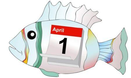 poisson d'avril 2018