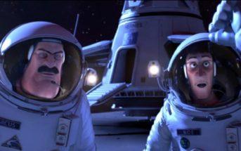 Asteria : 2 astronautes sont confrontés à des aliens déjantés