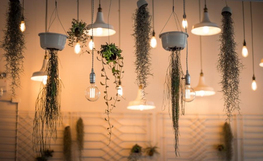 décoration éclairage