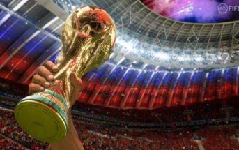 Coupe du Monde 2018 : une MAJ gratuite de FIFA 18