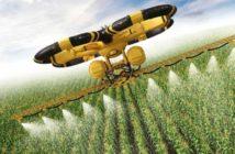 L'innovation dans l'agriculture : un drone agricole !