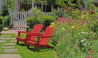 jardin d'été