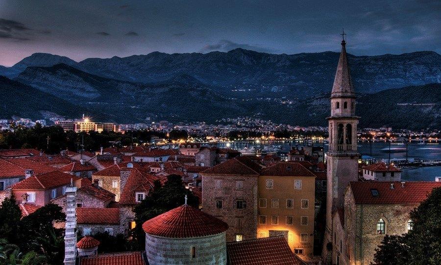 Budva, le Saint Tropez monténégrin