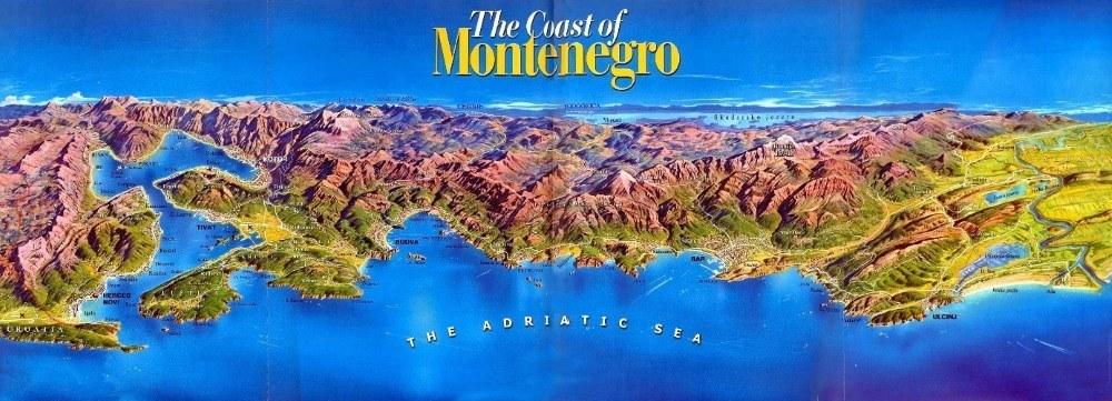 Voyage au Monténégro, une destination de vacances à la mode