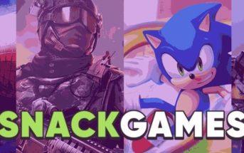 Snack Games : la meilleure sélection de jeux mobile en accès illimité !