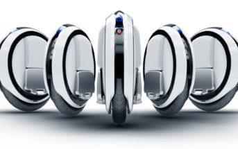 Cyber Monday : la gyroroue Ninebot One C+ en promo à 258€ !