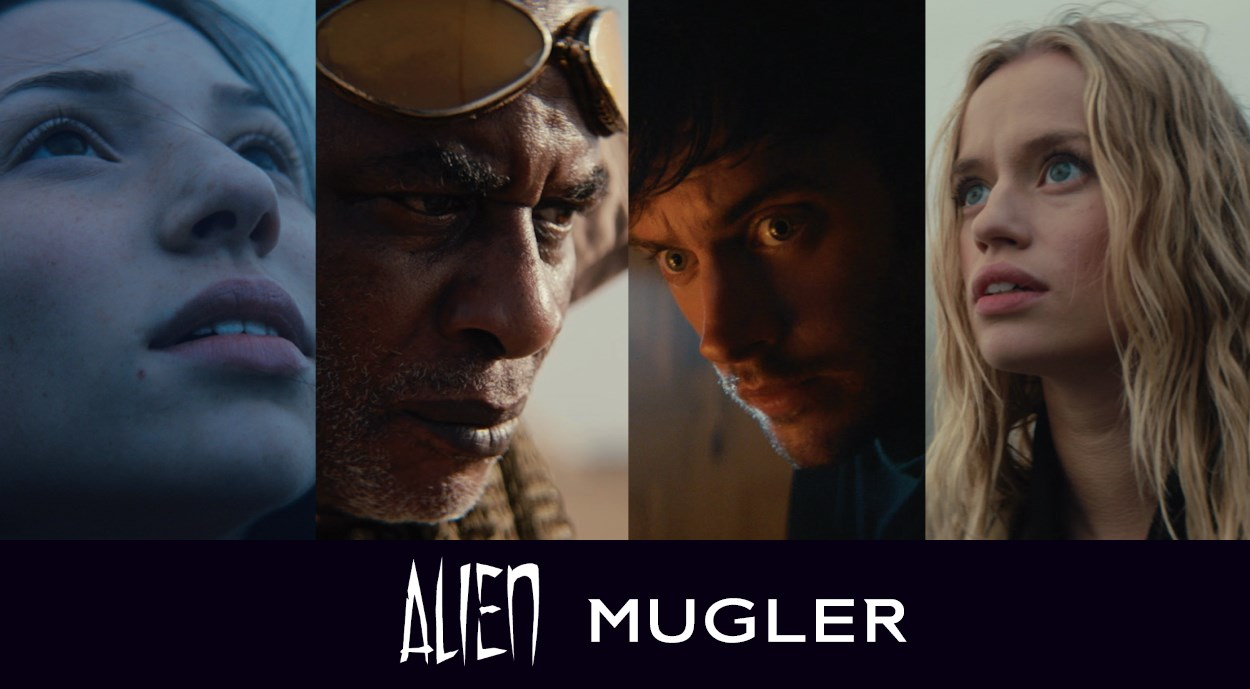 We Are All Alien : la web-série MUGLER