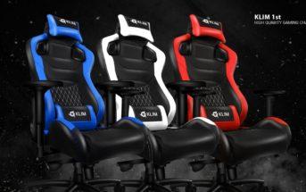 🔥 Soldes 2019 : top 3 des meilleures chaises gamer en promo
