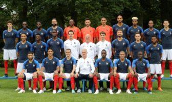 coupe du monde 2018 : équipe de France