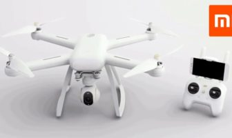 drone Xiaomi Mi 4K WiFi FPV
