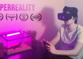Hyperréalité : il est perdu dans la réalité virtuelle