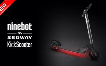 🔥 Code promo : la trottinette électrique Ninebot ES2 à 309€ [envoi EU]
