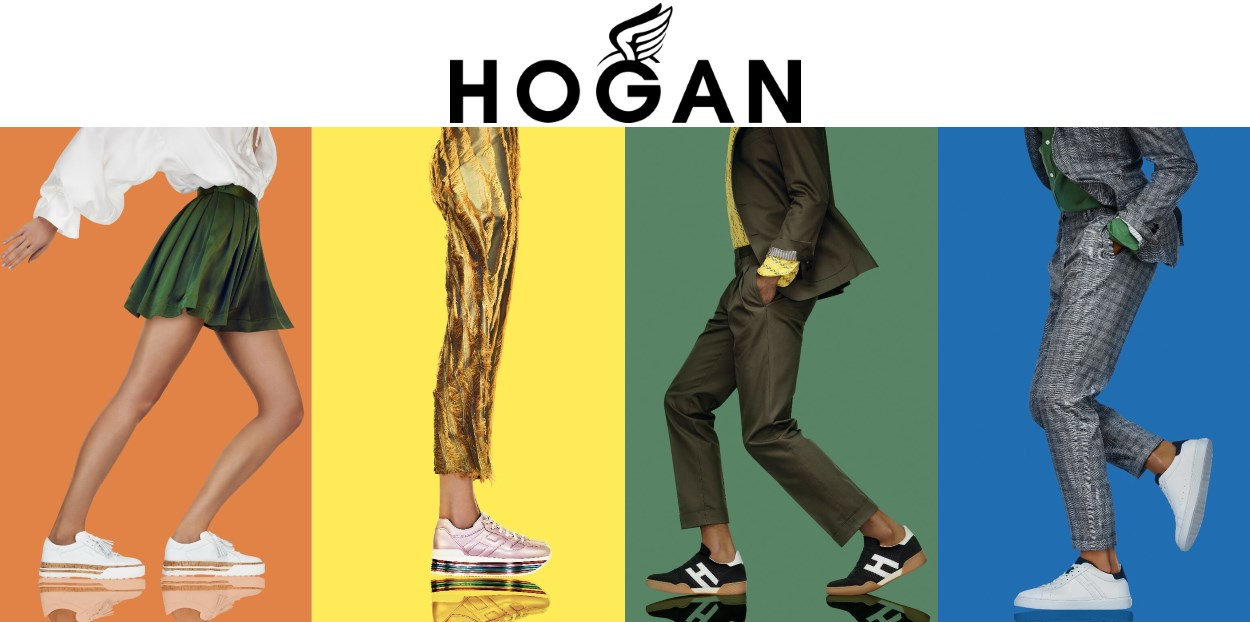 Hogan : les sneakers urban et chic