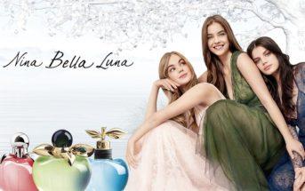 Nina, Luna & Bella : mannequins et musique de la pub parfum Nina Ricci 2018