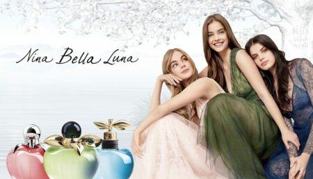 Nina, Bella et Luna : la pub du parfum Nina Ricci 2018