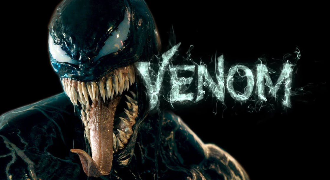 Venom : le film marvel 2018