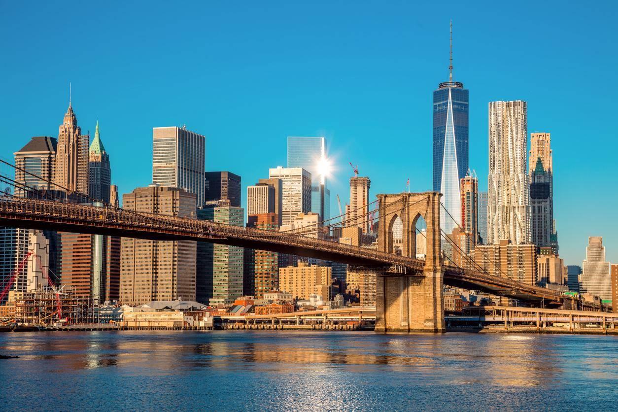 Voyager aux Etats-Unis : New-York