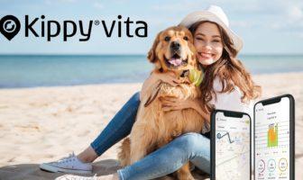 Kippy Vita : tracker GPS pour chien et chat