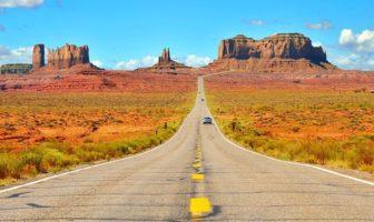 Road trip aux USA : l'ouest des États-Unis