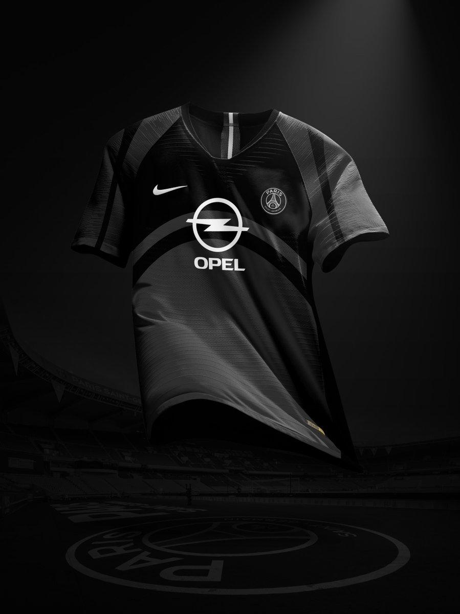 Nouveau sponsor maillot du PSG : Opel