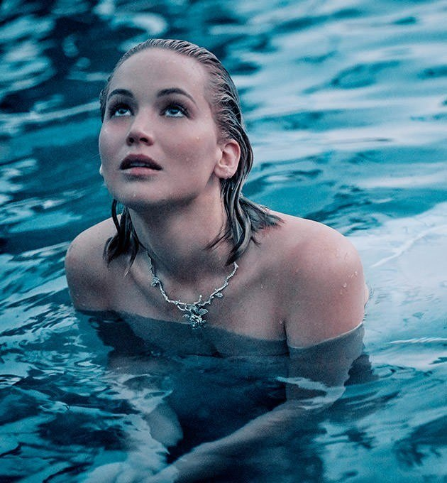 Jennifer Lawrence Joy Dior