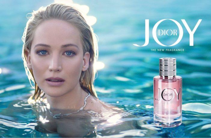 La Pub 2018 Du Parfum Joy De Dior Avec Jennifer Lawrence