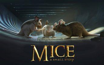 Mice : le génial remake du seigneur des anneaux avec des souris