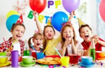 organiser une fête d'anniversaire pour un enfant