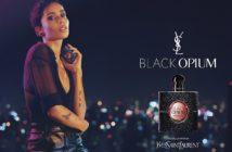 pub du parfum Olack Opium YSL 2018
