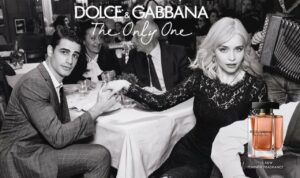 Emilia Clarke dans la pub Dolce & Gabbana The Only One