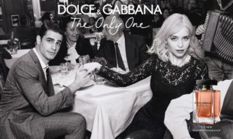 Emilia Clarke dans la pub Dolce & Gabbana The Only One