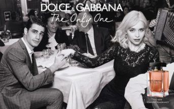 Emilia Clarke chante 'Quando' dans la pub Dolce & Gabbana The Only One